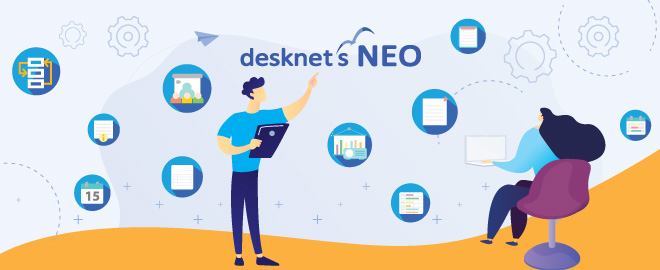 desknet's neo