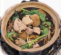 肉骨茶(バクテー)
