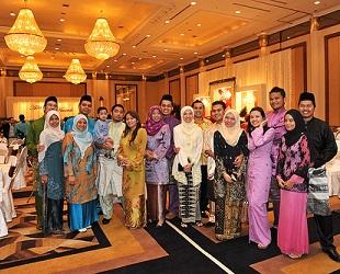 マレーシア伝統衣装