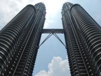 Petronas Twin Towers ペトロナスツインタワー