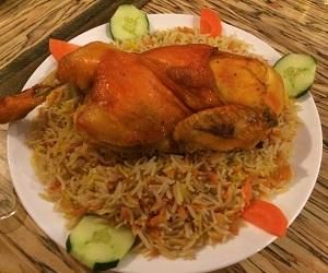 マレーシア アラブ料理 (5)