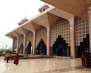 ピンクモスク マレーシア (8)