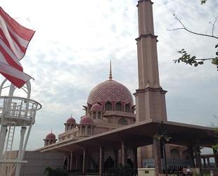 ピンクモスク マレーシア (3)