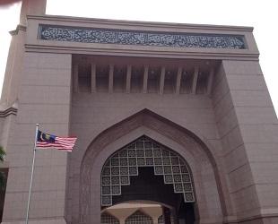 ピンクモスク マレーシア (1)