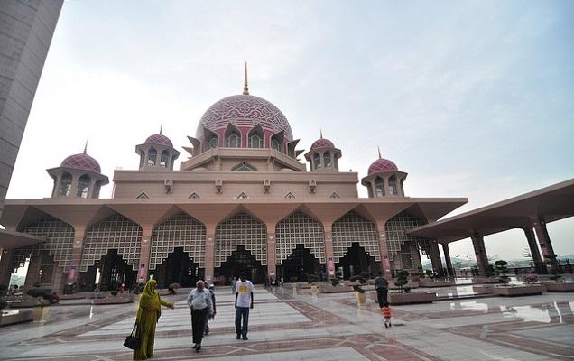 ピンクモスク マレーシア (2)