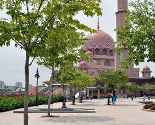 ピンクモスク マレーシア (9)