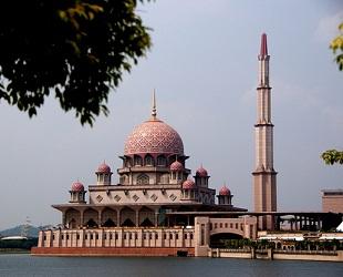 ピンクモスク マレーシア (4)