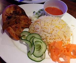 the castle restaurant マレーシア (4)