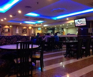the castle restaurant マレーシア (3)