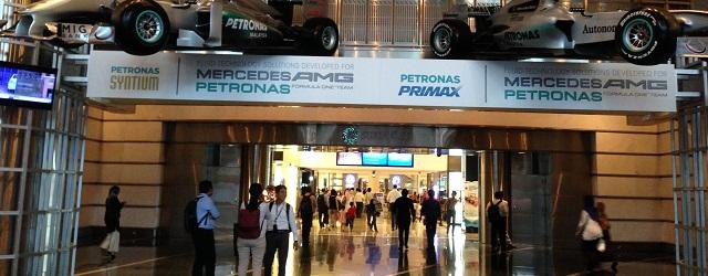 マレーシア ショッピングモール (1)