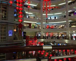 マレーシア ショッピングモール (2)