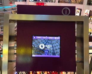 マレーシア ショッピングモール (4)