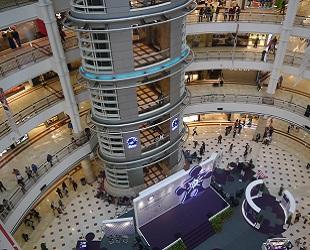 マレーシア ショッピングモール