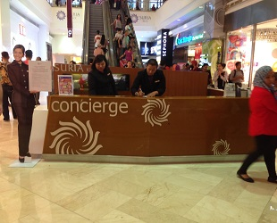 マレーシア ショッピングモール (9)