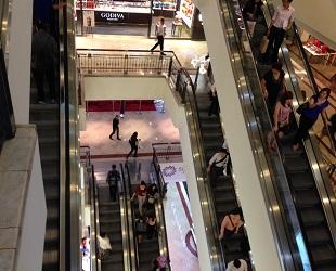 マレーシア ショッピングモール (6)