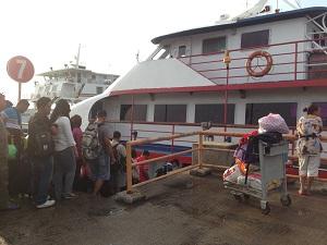 マレーシア 船 ランカウイ (12)