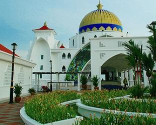 Masjid Selat Melaka (1)