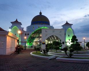 Masjid Selat Melaka (2)