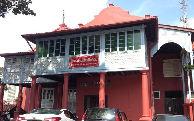 マラッカ 博物館 マレーシア (1)