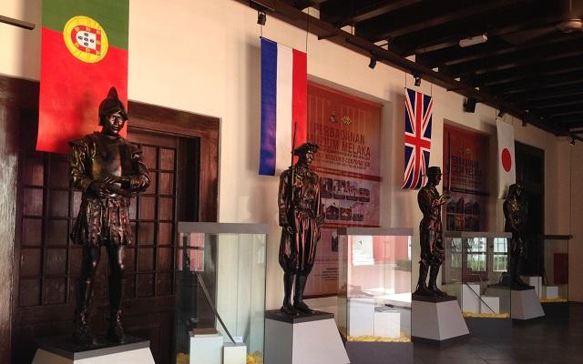 マラッカ 博物館 マレーシア (5)