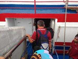 マレーシア 船 ランカウイ (13)