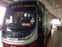 クアラルンプール発の長距離バスでマラッカへ行ってみた!