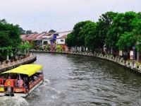 Malacca River Cruise マラッカリバークルーズ