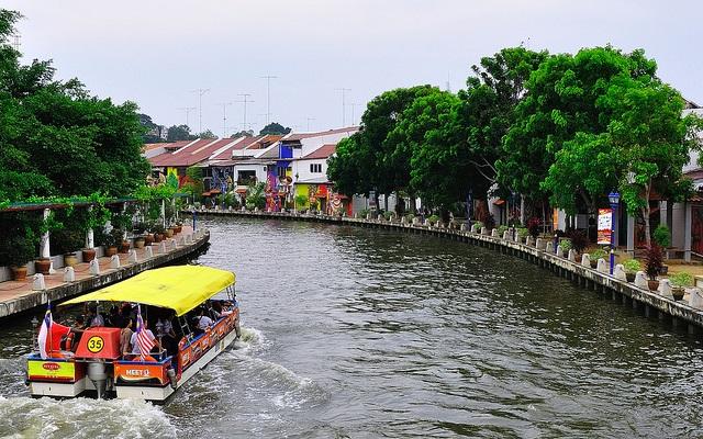 malacca river boat (1)