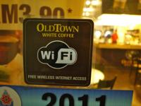 マレーシアのWi-Fi環境