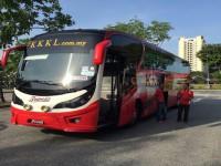 シンガポールからマレーシアへの国境越え<バス編>