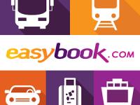 マレーシア海陸交通機関予約ウェブサイト「easy book.com」の使い方