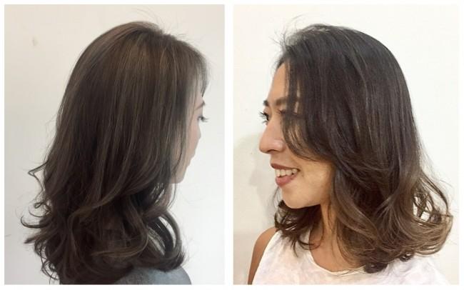 マレーシアの日系ヘアサロンPitchoune hair desigおすすめスタイル