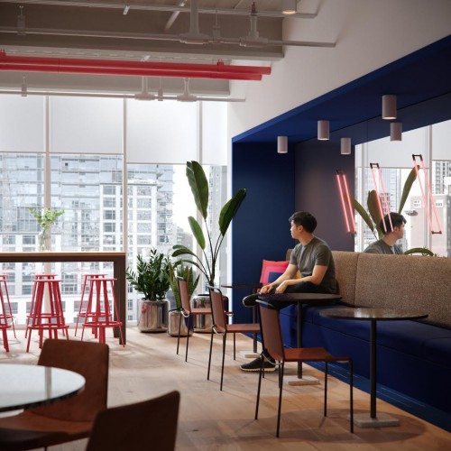 WeWork Equatorial Plaza_ Common Area (2)