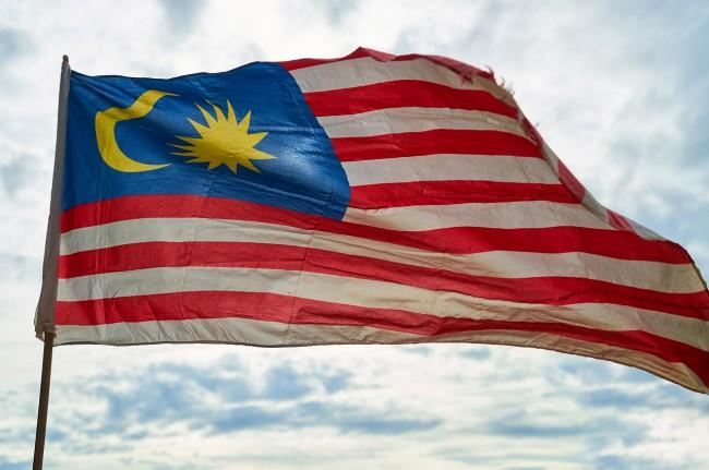 マレーシアの国旗 Jalur Gemilang