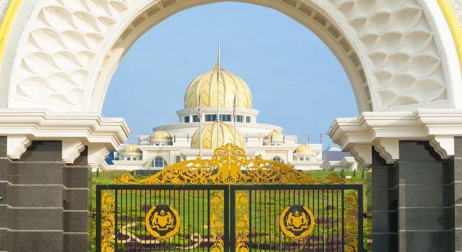 マレーシアの王宮、イスタナネガラ