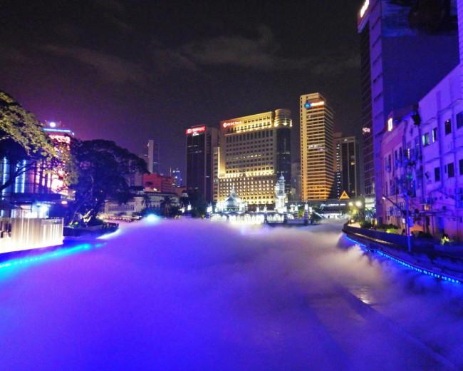 マレーシアの人気インスタスポット、River of Life
