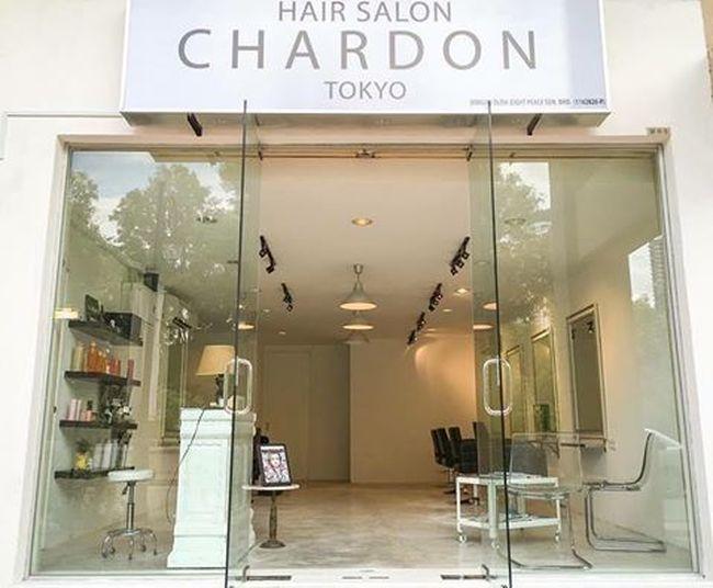 マレーシアの日系ヘアサロンCHARDON TOKYO Hair Salon