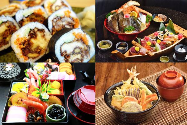 マレーシアの日本料理レストラン勘八のオススメメニュー