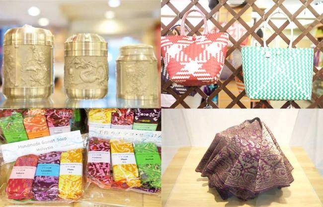 ジャディ・バティック・センターJadi Batik Centreのお土産