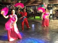 ソンケット-伝統舞踊のショーが楽しいマレー料理レストラン
