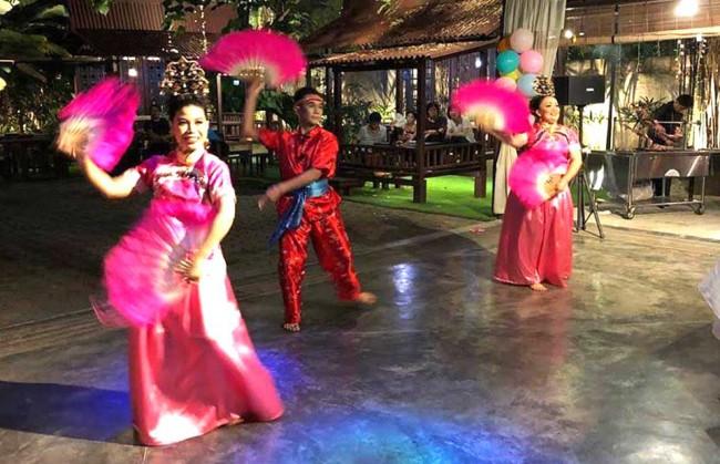 Songket Restaurant マレーシアの伝統舞踊も楽しめるレストラン、ソンケットのダンスショー