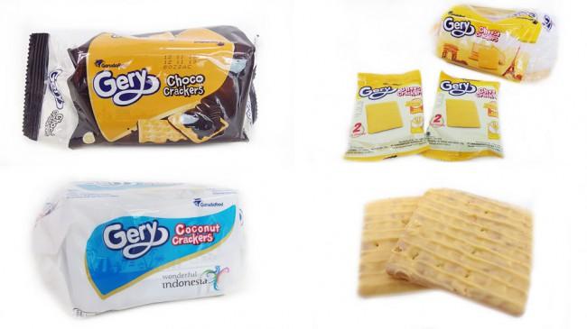 マレーシアのスナック菓子インドネシアブランド編Gery2
