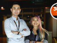 アジアを代表する「30歳未満」マレーシアから11人選出