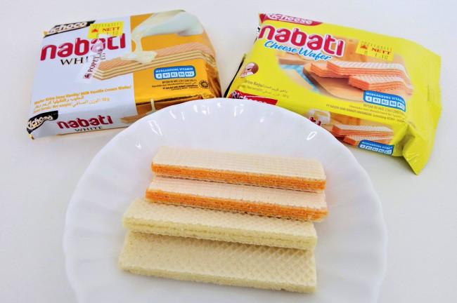 マレーシアのスナック菓子インドネシアブランド編nabati
