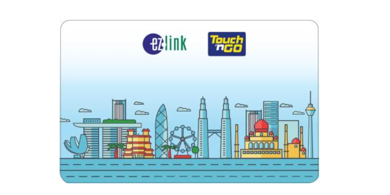 Touch n go EZ link