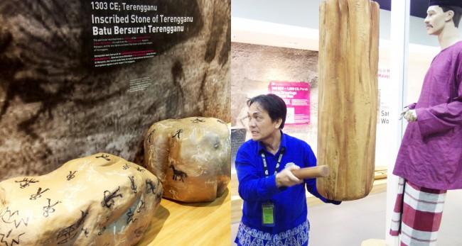 マレーシアのテレコムミュージアム
