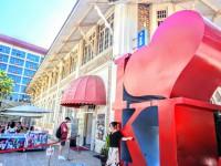 KLシティギャラリー-クアラルンプール観光の拠点