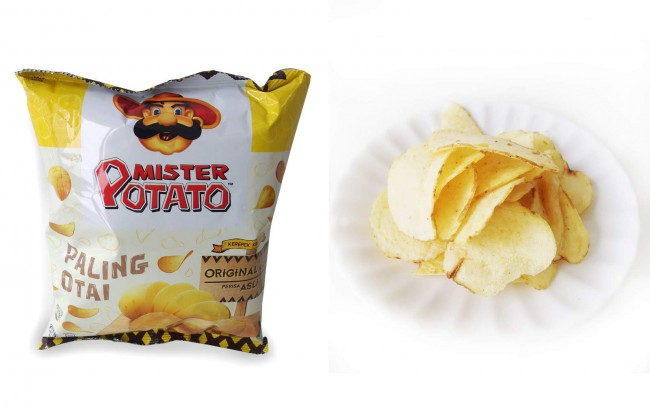 マレーシアお菓子、MISTER POTATO