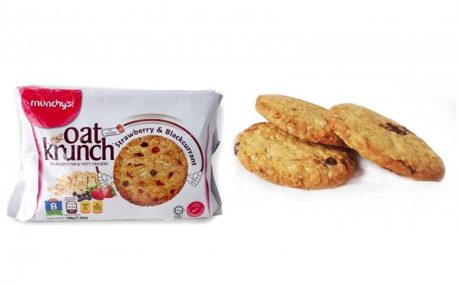 マレーシアお菓子、Oat Kuranch