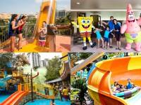 Sunway Lagoon- 動物園+遊園地+ウォーターパーク!